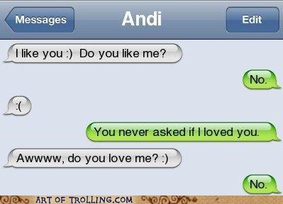 forever alone like love text - 4749593344