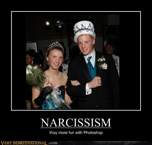 hilarious,narcissism,photoshop,prom,same face
