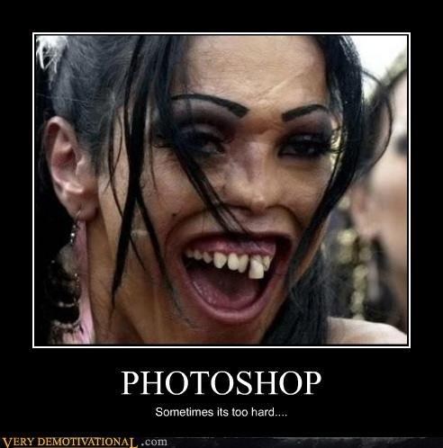 bad idea face photoshop Terrifying - 4750044416