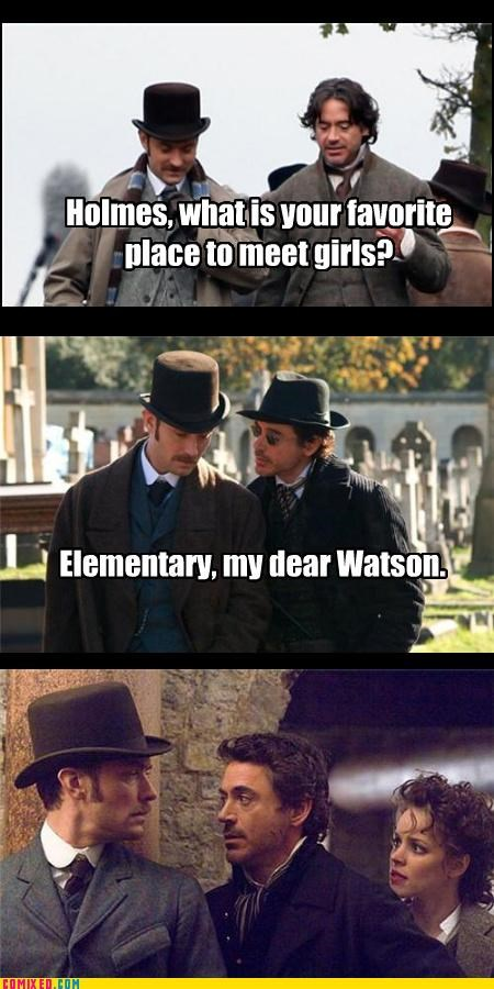 dr-watson elementary From the Movies sherlock holmes - 4750156032