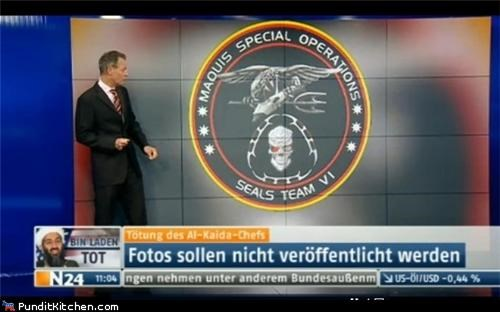 Germany,navy seals,Osama Bin Laden,political pictures