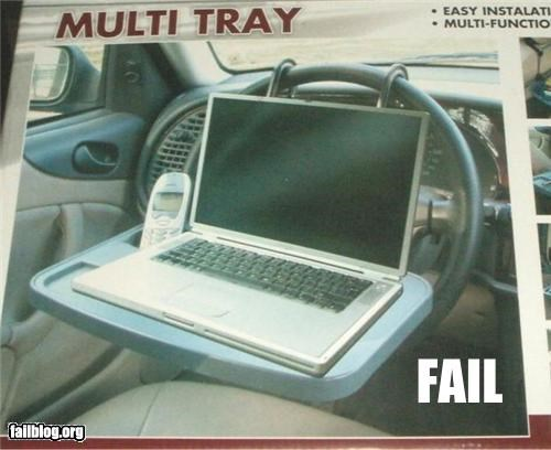 car,computer,dangerous,driving,failboat,g rated,laptop,product