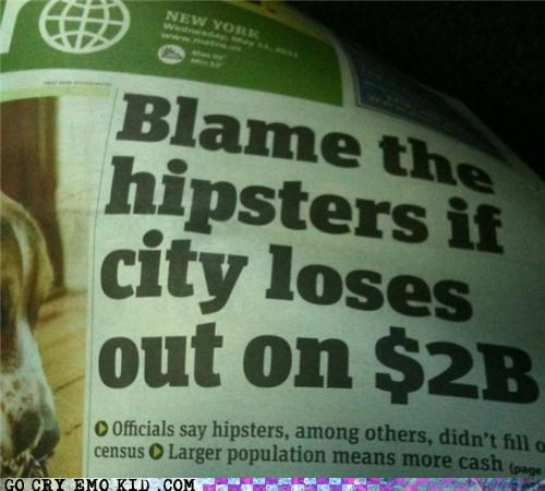census,hipsters,news,population