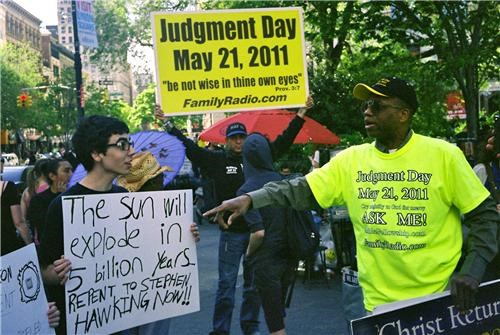 judgment day sign of the times Stephen Hawking Saves - 4751204864