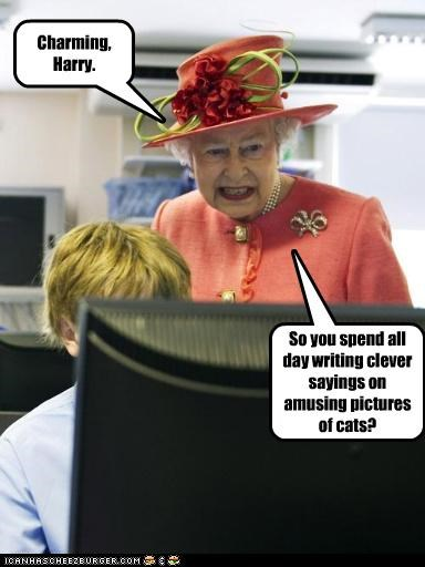 computers political pictures Queen Elizabeth II - 4751270144