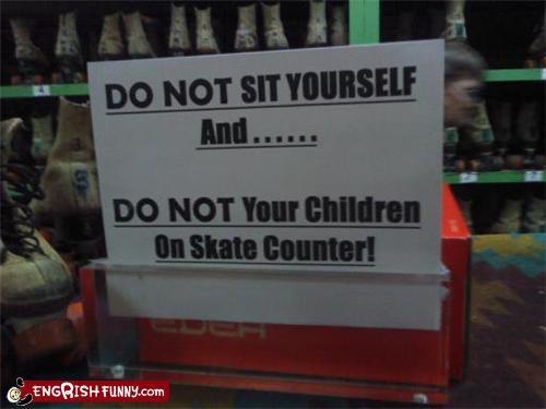 children sign warning - 4751510016
