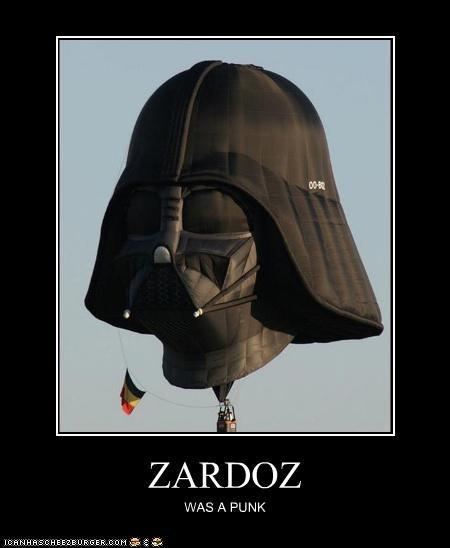 ZARDOZ WAS A PUNK