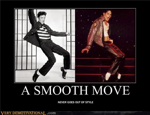 Elvis,hilarious,michael jackson,move,smooth,style