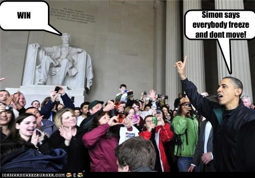 barack obama lincoln memorial political pictures - 4753497856