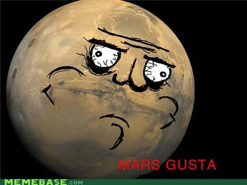 Mars me gusta moon space what - 4754019840