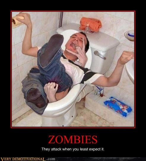 attack Terrifying zombie - 4754037504