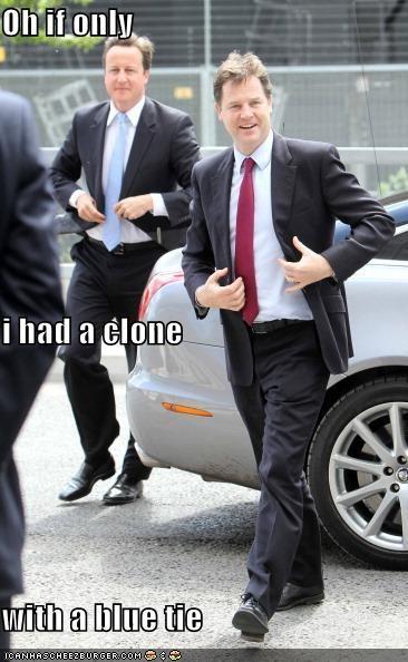 david cameron Nick Clegg political pictures - 4754508800