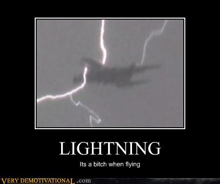 crazy flying lightning Terrifying - 4754614272