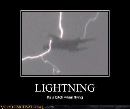 crazy flying lightning Terrifying - 4754614272