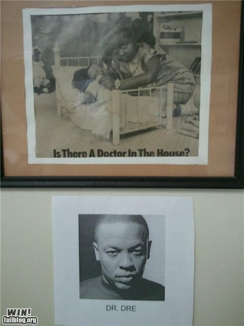 clever doctors dr dre signs - 4754979328