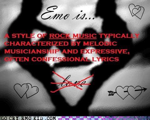 definition,emo,emolulz,love,Music