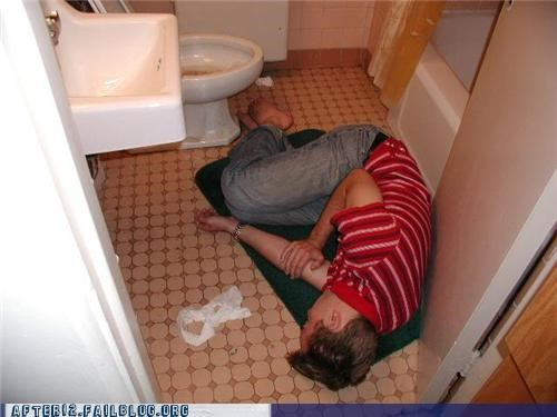 passed out rug wtf - 4755780608
