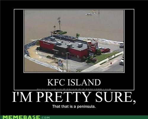 correction facility island kfc peninsula very demotivational - 4755875840