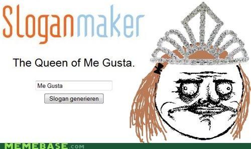 crown me gusta princess queen sloganmaker - 4755929344