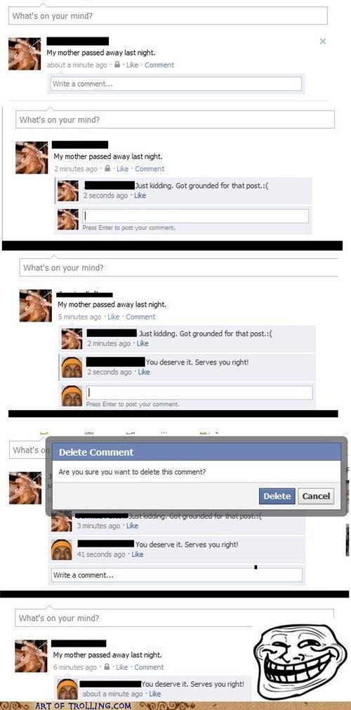 dead facebook mom status - 4756141056