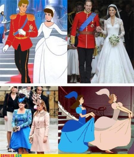 cartoons,disney,royal wedding,wtf