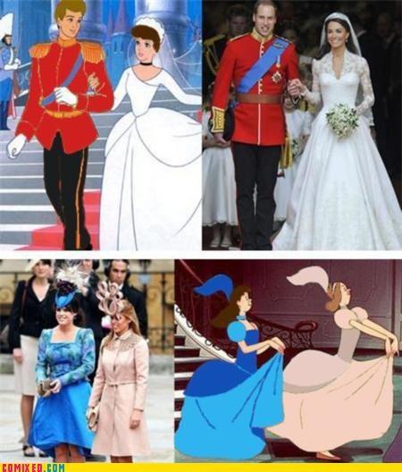 cartoons disney royal wedding wtf - 4757103104
