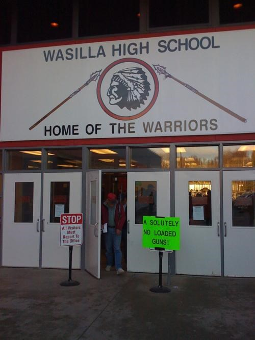 bohemian rhapsody,Glee IRL,queen,Say What Now,Wasilla High School