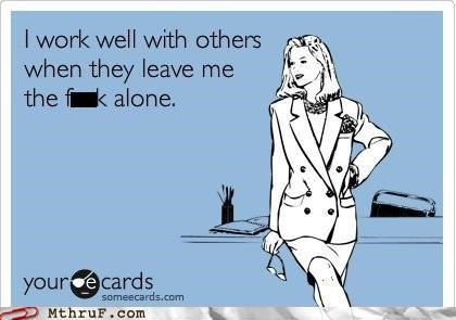 cards hallmark hating other people work well with others - 4757652224