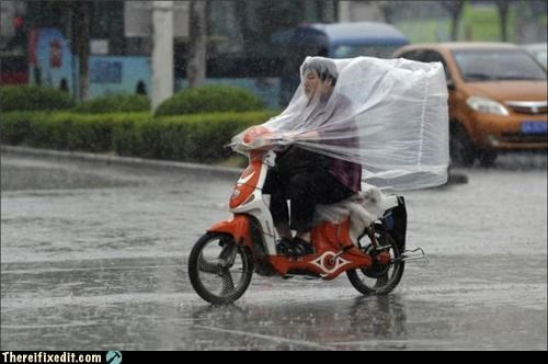 dangerous,safety first,scooter,waterproof
