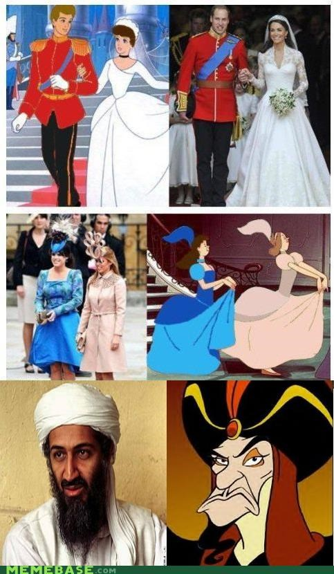 disney,jafar,Memes,osama,Reframe,wedding