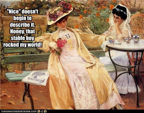 art color funny ladies painting - 4762848512
