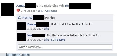 frape relationship status witty reply your friends are laughing at you - 4765966848