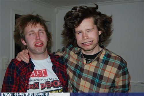 air,drunk,weird faces