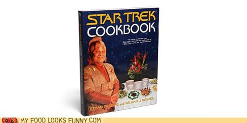 Aliens cookbook klingon recipes Star Trek - 4766668032