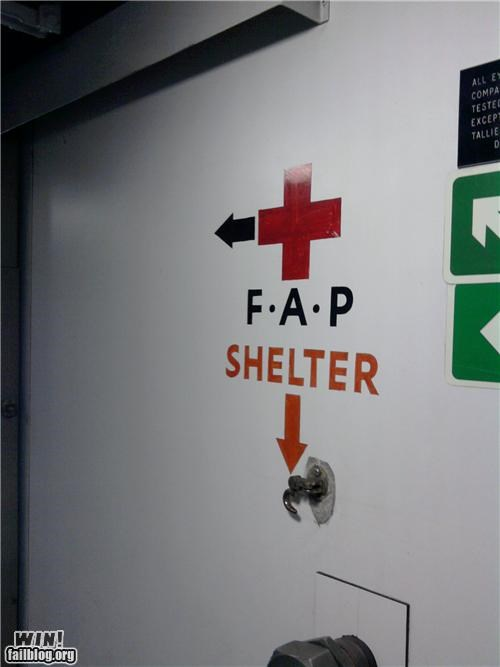 acronyms fap innuendo shelter signs - 4766850816