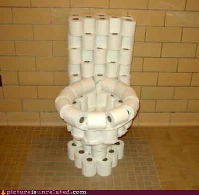 plumbing toilet toilet paper wtf - 4766908928