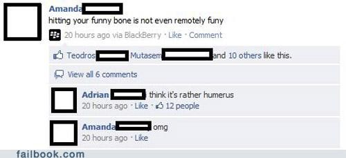 classic jokes ouch witty reply