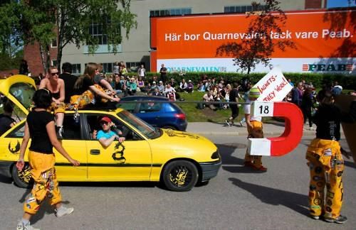 Meanwhile In Stockholm,Memetic Parade,Quarneval