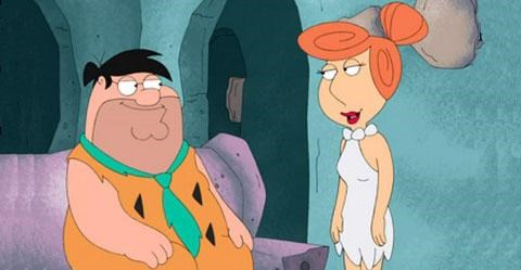 Seth MacFarlane The Flintstones This Might Not End Well Yabba Dabba DNW - 4767735040