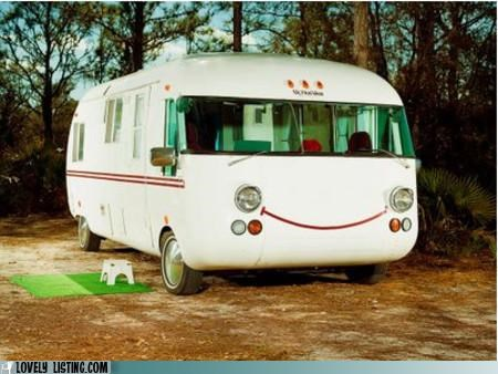 best of the week,face,motor home,smile