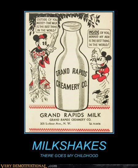 Ad creepy hilarious mikey mouse milk minnie mouse