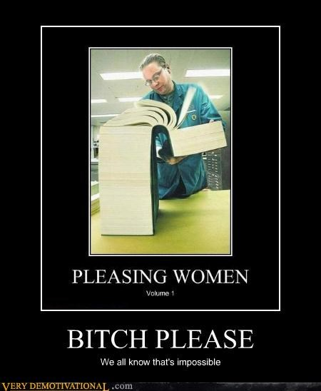 book hilarious impossible pleasing women