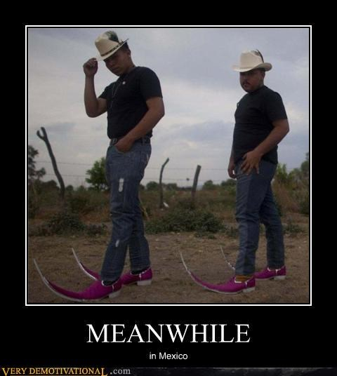 boots,Cowboys,hilarious,mexico,ridiculous