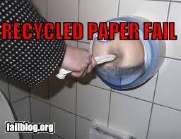 Toilet Paper Dispenser FAIL This is an acutal campaign for SILKSOFT