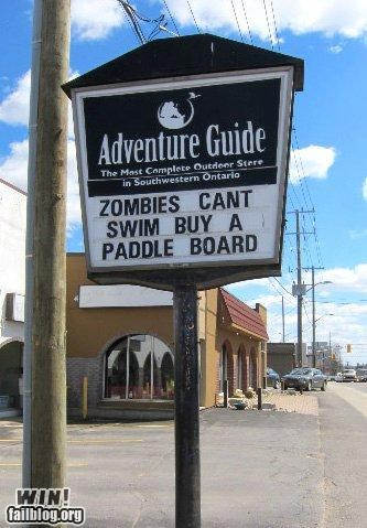 marquee oh canada signs water zombie - 4768608000