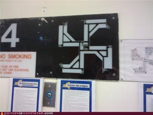 building hall nazis swastika wtf - 4768896768