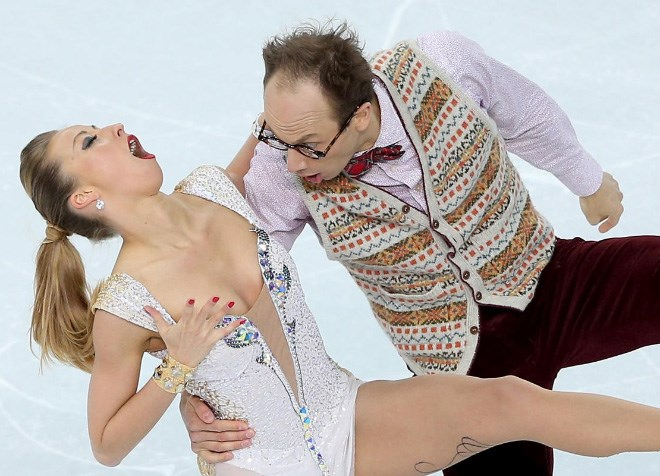 figure skating cheezcake funny olympics - 4769541