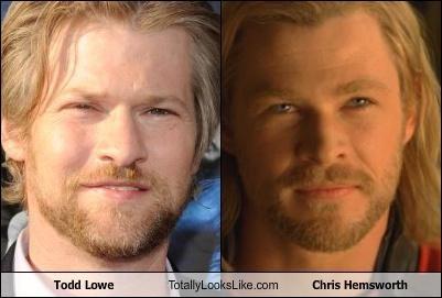 actors chris hemsworth Thor todd lowe - 4770032640