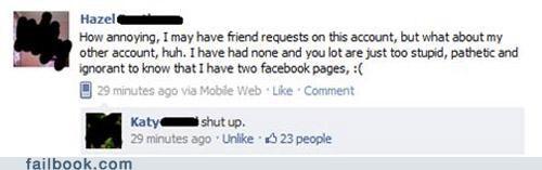 annoying friend request shut up - 4770272768
