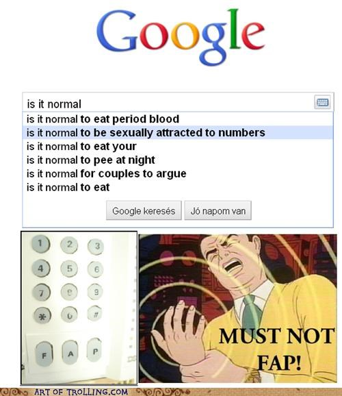 Sexually attracted to numbers